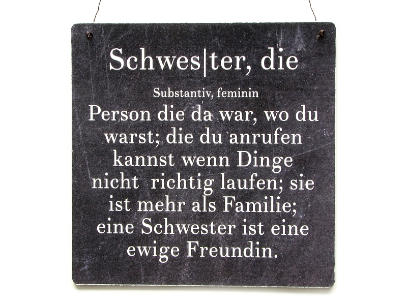 category schwester
