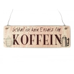 kaffeebecher tasse der vorteil der klugheit spruch geschenk shabby mo. Black Bedroom Furniture Sets. Home Design Ideas