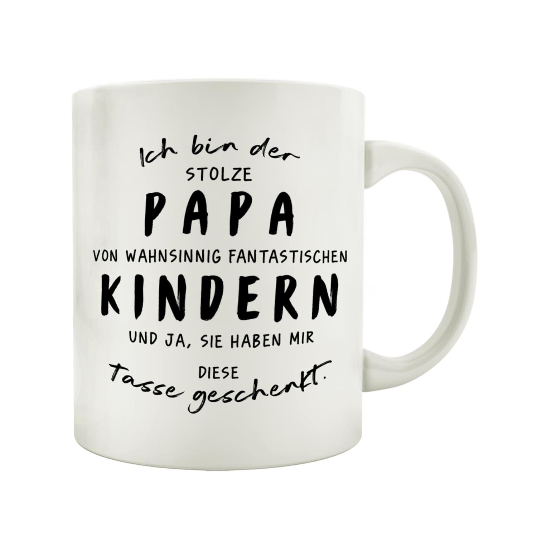 """Geschenk//Geburtstag//Vatertag//Papa//Männer//Bilderrahmen /""""Für den besten../""""//Tasse"""