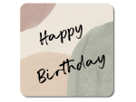 Interluxe LED Untersetzer - Happy Birthday Stone -...