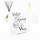 Interluxe Duftsäckchen - Folge deinen Träumen - Duftkissen mit Text als Geschenk