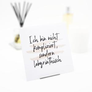 Interluxe Duft-Sachet - Ich bin nicht kompliziert -...