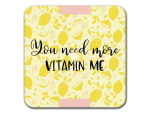 Interluxe LED Untersetzer - You need more Vitamin Me -...