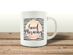 TASSE Kaffeebecher - Good Morning - tolle Teetasse,...