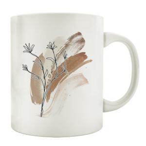 TASSE Kaffeebecher - Abstract Botanical A -...