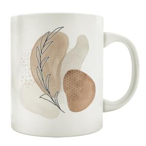 TASSE Kaffeebecher - Abstract Botanical B -...