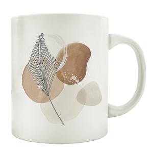 TASSE Kaffeebecher - Abstract Botanical C -...
