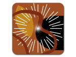 Interluxe LED Untersetzer - Geometry Abstract A -...