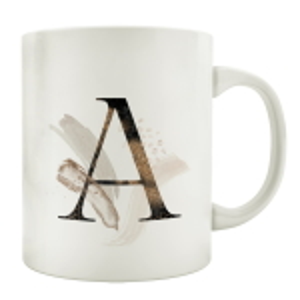 TASSE Kaffeebecher - Abstract A - Z - Lieblingstasse,...