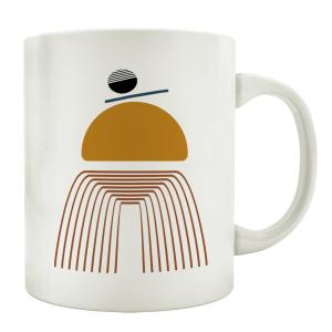 TASSE Kaffeebecher - Geo Art M - Lieblingstasse, Geschenk...