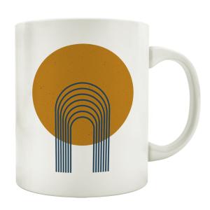 TASSE Kaffeebecher - Geo Art R - Lieblingstasse, Geschenk...