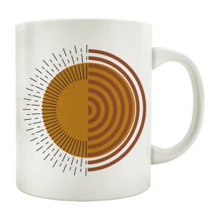 TASSE Kaffeebecher - Geo Art W - Lieblingstasse, Geschenk...