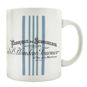 KAFFEEBECHER Tasse FRENCH FABRIQUE Spruch Geschenk...